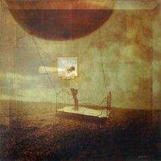 "Saatchi Art Artist Kamil Vojnar; New Media, ""Departure"" #art"
