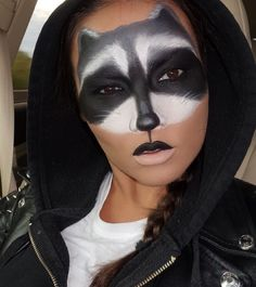 The Effective Pictures We Offer You About kids halloween lunch A quality picture can tell you many Movie Makeup, Kids Makeup, Fx Makeup, Scary Makeup, Ideas Maquillaje Carnaval, Maquillaje Halloween, Halloween Costumes For Kids, Halloween Make Up, Halloween Face Makeup