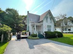 8383 Seneca St, Interlaken, NY 14847 | MLS #404936 | Zillow Folk Victorian, Historic Architecture, Take The Stairs, Door Trims, Keller Williams Realty, Full Bath, Skylight, Beautiful Homes, Home And Family