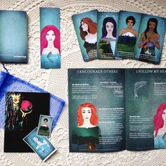 These are all the goodies that come with your 'Complete' Song Of The Heart Affirmation Deck - available in my Etsy store.... 10 North AND 10 South Island illustrated cards 1 Bonus illustrated card 1 Little White Booklet - each card has her page explaining the symbology to help with your reading  On top of that you get some wee treats as a thankyou for shopping from an Indie artist at the bottom of the world.... These can vary depending on what stock I have on hand as I'm packing your…