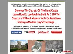 Coral Castle Explained - Learn the Secrets Of The Coral Castle