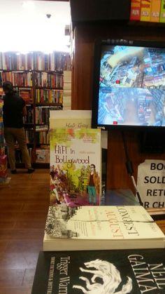 #HiFiinBollywood spotted on display at Bahrisons Bookstore in DLF Mall, Saket, New Delhi.  Also available online at http://www.amazon.in/HiFi-Bollywood-Rishi-Vohra/dp/8184956487  Book Books New Hifi Novel Fiction Popular Mass Bookshelf Bookshelves bookstore Dreams Inspiration Mumbai Bollywood Director Producer Actor actress Films Movies Indian  Author Drama Comedy Salman khan Hrithik roshan John Abraham jaico Berkeley california