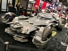 #Batmobile #DawnOfJustice at #SEMA2016 #SEMAShow #Magnaflow Crazy Cars, Weird Cars, Dawn Of Justice, Batmobile, Duke, Monster Trucks