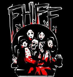 Picture of FanTastic Horror Film Festival poster.
