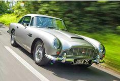 Aston Martin DB5 #James Bond                                                                                                                                                                                 Mais