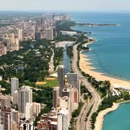 Chicago is my favorite city!  My on again off again love affair with running all began here on Lake Michigan!!!