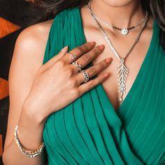 Diamond Mangalsutra for a modern Bride.