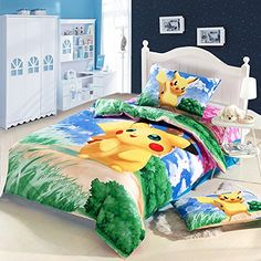 Fun Pokémon Bedding Ideas for Kids | Wonderful Gifts for Wonderful People