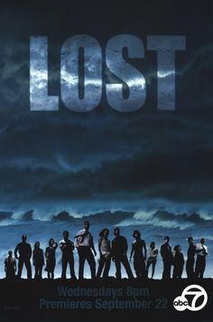 Lost - The show that if you missed a single episode you were lost.... how we enjoyed your convoluted plot