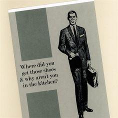 Funny retro Congrats on your pregnancy card.
