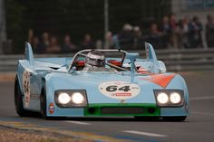 Porsche 908/3 (s/n 908/3 - 012 - 2012 Le Mans Classic)  High Resolution Image (67 of 78)