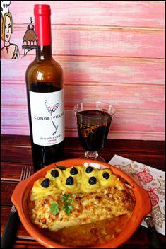 Receita de bacalhau à Zé do Pipo  ♥♥♥ - http://gostinhos.com/receita-de-bacalhau-a-ze-do-pipo-%e2%99%a5%e2%99%a5%e2%99%a5/