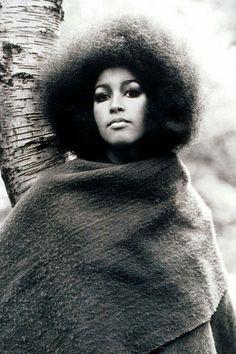 Black History Album .... The Way We Were — AFRO-DITE | I LUV THE 70′S Marsha Hunt (1946 - ),...
