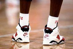 bce4b25a0ff890 Flashback    Michael Jordan in the Air Jordan VI and VII