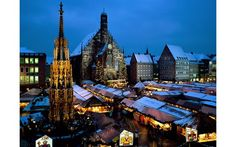 Brush up on my German, and go back to visit where I used to live...