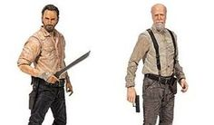 """The Walking Dead"" Action Figuren Set - http://www.dravenstales.ch/the-walking-dead-action-figuren-set/"