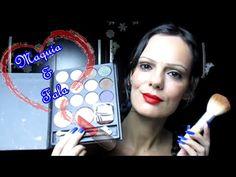 Maquia e Fala:  cabelo azul - monetização e +   Luciana Queiróz