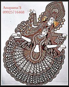 Drawing Henna Designs Paper, Peacock Mehndi Designs, Stylish Mehndi Designs, Bridal Henna Designs, Dulhan Mehndi Designs, Henna Designs Easy, Beautiful Rangoli Designs, Mehndi Art, Mehendi