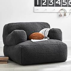 Find dorm lounge chairs at Pottery Barn Teen. Create a comfy seating area in your dorm room with these cozy chairs. Floor Seating, Lounge Seating, Dorm Seating, Wooden Office Chair, Teen Lounge, Office Lounge, Office Chairs, Pottery Barn Kids Backpack, Pottery Barn Teen