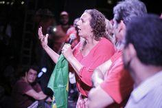 Camarada Jandira Feghali -#NaoVaiTerGolpe