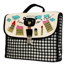 *Heading out for the day* Coq en Pâte School Bag, Gifts for Girls and Boys School Bags Online, School Bags For Kids, Kids Bags, Kids Gifts, Gifts For Girls, School Bag Price, I Love School, Outfits Niños, Kids Fashion