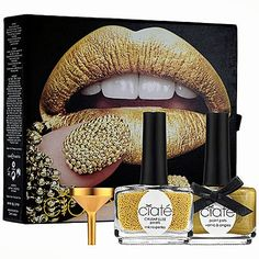 CIATE CAVIAR LUXE SET FOR HOLIDAY 2013! FOTOS!