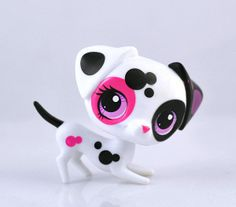Littlest Pet Shop Dog Collection Child Girl Figure Cute Toy Loose LPS631