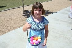 Easter Cookout and Egg Hunt Crossroads at Silverbell District Park Tucson, AZ #Kids #Events