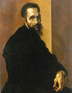 michelangelo self portrait   Michelangelo self-portrait