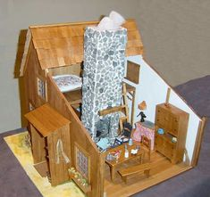 Little House dollhouse