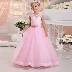 http://babyclothes.fashiongarments.biz/  Sweet Pink Lace Flower Girls Dresses Princess Ball Gown Cheap 2017 Girls First Communion Party Dress Sash Bow Knot vestido long, http://babyclothes.fashiongarments.biz/products/sweet-pink-lace-flower-girls-dresses-princess-ball-gown-cheap-2017-girls-first-communion-party-dress-sash-bow-knot-vestido-long/,          Welcome to our store   We sell all kinds of women's Prom Dresses, Evening Dresses, Wedding Dresses, Homecoming Dresses, Cocktail Dresses…