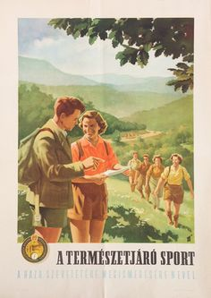 The Hiker Sport Educates to the Love and Knowing of the Homeland (1950)