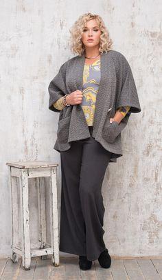 EVA collection. Женская одежда больших размеров 52-70. Оптом и в розницу. // Коллекции // ОСЕНЬ-2014