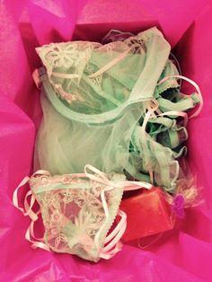 #FelizDomingo #SexyDomingo a nuestro comprador del Babydoll Georgette! Empacado y en camino! Sólo en @CapriccioOnLine