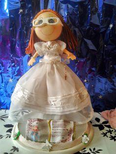 mi primera muñeca de comunión