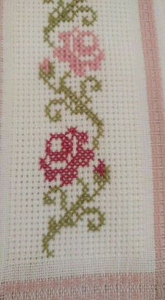 Thrilling Designing Your Own Cross Stitch Embroidery Patterns Ideas. Exhilarating Designing Your Own Cross Stitch Embroidery Patterns Ideas. Cross Stitch Bookmarks, Cross Stitch Rose, Cross Stitch Borders, Crochet Borders, Cross Stitch Flowers, Cross Stitch Designs, Cross Stitching, Cross Stitch Embroidery, Embroidery Patterns