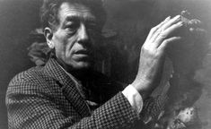 There is only one thing worth making art about, Alberto Giacometti has decided, and that is our common humanity.
