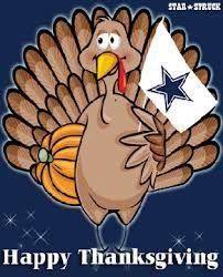 Cowboys Thanksgiving