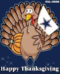 Cowboys Thanksgiving