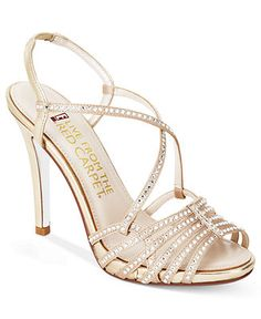 E! Live From the Red Carpet Tara Evening Sandals - Shoes - Macy's