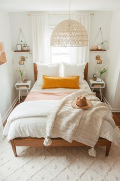 Room Design Bedroom, Home Decor Bedroom, Room Ideas Bedroom, Bedroom Inspo, Home Decor Kitchen, Living Room Decor, Cozy Room, Aesthetic Bedroom, Home Interior