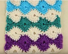 The Catherine Wheel, or Starburst Stitch, is one of the more advanced crochet stitches you can learn. Follow along as our resident crochet expert, Chris Hammond, walks you through the steps to stitch your own Catherine Wheel or Starburst Stitch. Then, once you've mastered this crochet stitch pattern, add it to a crochet afghan to really wow the crowd.