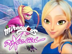 FALSE THEORY: If Miraculous + PIXIE GIRL = Adrien's Mother?! Miraculous ...