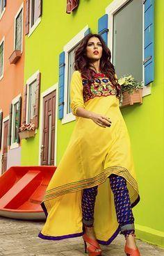 yellow of rainbow..