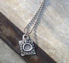 Charm Necklace sun pendant yoga jewelry fine by codysanantonio, $42.00