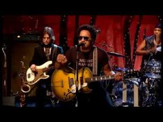 "Lenny Kravitz- ""Be"" ------------------------ unplugged New York USA 2007-----   Click on the image & listen."