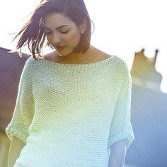 The Sidestitch Sweater // woolstreet