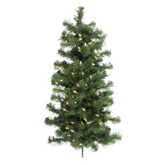 Vickerman A808893LED Unlit Flocked Desert Pine Artificial Christmas Tree, 5' x 40' ** Quickly view this special deal, click the image : Christmas Trees