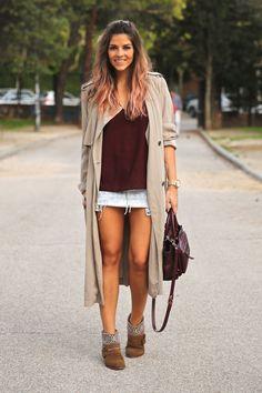 trendy_taste-look-outfit-street_style-ootd-blog-blogger-fashion_spain-moda_españa-boho-hippie-gabardina-botines_camperos-booties-gabardina-raincoat-burgundy_bag-zara-8