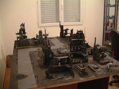 Dav0r's modular Cities of Death table (pic heavy). - Page 6